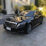Photo 2016 Mercedes Benz S550 4Matic full option S550...