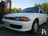 Photo 1993 Lancer Gli 1500cc Pearl White K92 P88k...