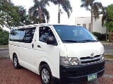 Photo Toyota Hi-ace Manual transmission Diesel Fuel...