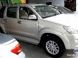 Photo Toyota Hilux Manual 2012