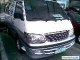 Photo Toyota Hiace Manual 2004