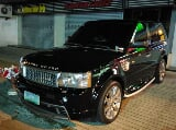 Photo Range Rover Sport Supercharged LE