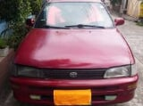 Photo Selling my beloved 1996 Toyota Corolla XL MT
