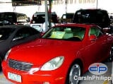 Photo Lexus SC Automatic 2004
