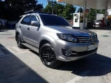 Photo Toyota Fortuner 2016, Automatic