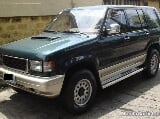 Photo Isuzu Trooper Manual 1997
