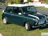 Photo Mini Cooper Manual 1998