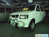 Photo Mitsubishi Adventure Manual 2002