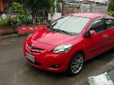 Photo Toyota Vios 2008 model Limited Edition