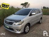 Photo 2013 Toyota Innova E 2.5 D4d M/T 4th generation