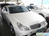 Photo Mercedes Benz C-Class Automatic 2004