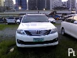 Photo Toyota Fortuner 2012 G AT FOR SALE