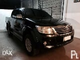Photo Toyota Hilux G 2012