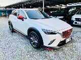 Photo 2018 MAZDA CX3 2.0 sport series a/t cvt paddle s