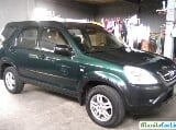 Photo Honda CR-V Manual 2003