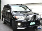 Photo Toyota Land Cruiser Automatic