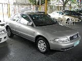 Photo 1997 AUDI A4 Silver color