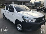 Photo Toyota hilux 4x2 2016 ALL NEW MT J