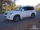 Photo Lexus LX Automatic 2009