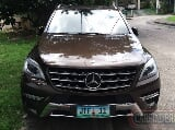 Photo 2012 mercedes benz ml350 cdi diesel 4×