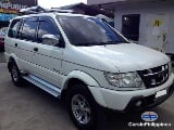Photo Isuzu Crosswind Automatic 2005