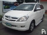 Photo 2007 toyota innova m/t