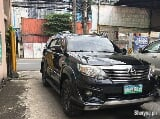 Photo Toyota fortuner 2012 g a/t