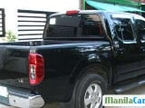 Photo Nissan Navara Manual 2012