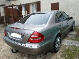 Photo Mercedes classe e 220 cdi
