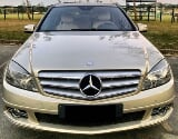 Photo Mercedes-Benz C200 CGI BlueEfficiency Auto