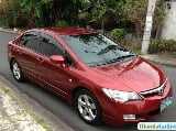 Photo Honda Civic Manual 2008