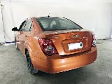 Photo Orange Chevrolet Sonic 2015 for sale in Carmona