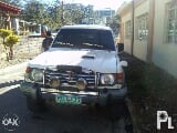 Photo Mitsubishi pajero, automatic