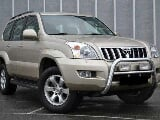 Photo Toyota Land Cruiser D-4D