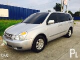 Photo 2008 Kia Carnival AT