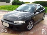 Photo 2001 mitsubishi lancer gsr * at - very nice 2dr...