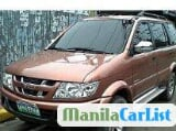 Photo Isuzu Crosswind Automatic 2006
