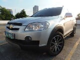 Photo Chevrolet Captiva AT 2.4l dohc 16v