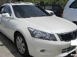 Photo Honda Accord 3. 5 A/T Top of d Line 2008 Year