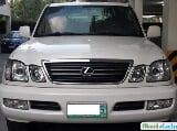 Photo Lexus LX Automatic 2004