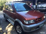 Photo Isuzu crosswind 2002