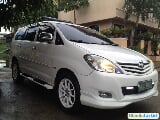 Photo Toyota Innova Manual