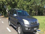 Photo Toyota Land Cruiser Automatic 2006