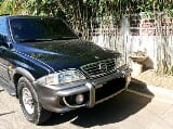 Photo Ssangyong Musso 290S Diesel 4WD (M)
