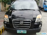 Photo Hyundai Starex Manual 2006