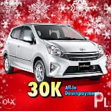 Photo LOW All in DP for 2016 Toyota Vios Wigo Avanza...