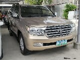 Photo Toyota Land cruiser VX 200