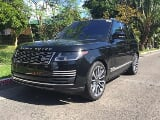 Photo Land rover range rover sc