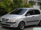 Photo Hyundai Getz Automatic 2007