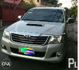 Photo 2014 Hilux purchased 2015